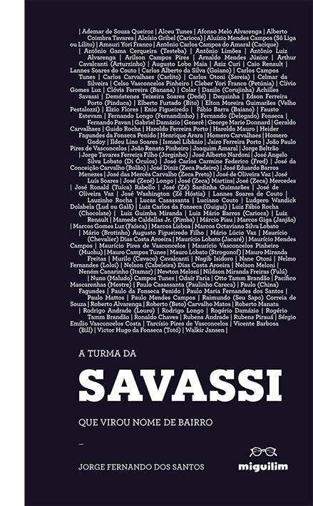 A Turma da Savassi – capa – 26 de fevereiro