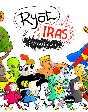 Editora-Miguilim_Ryotiras Omnibus